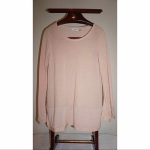 Calvin Klein Tunic Sweater